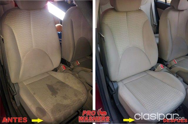 Lavado De Tapizados De Automoviles A Seco 232806 Clasipar Com En Paraguay