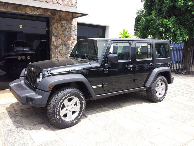 Jeep Wrangler Rubicon 2016 Titulo De Garden 48 Cuotas Sin