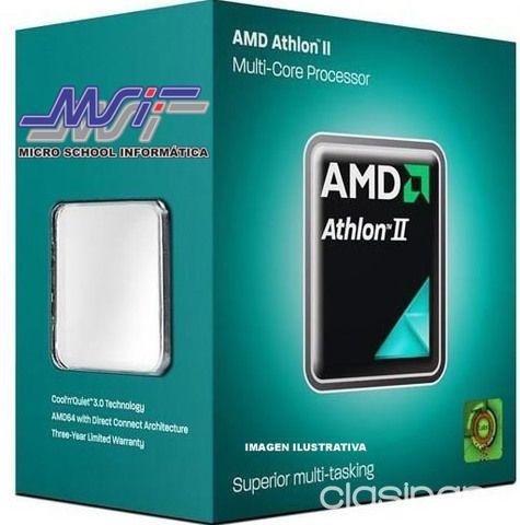 Procesador Amd Athlon Ii X2 270 3 4ghz Dual Core 371236 Clasipar Com En Paraguay