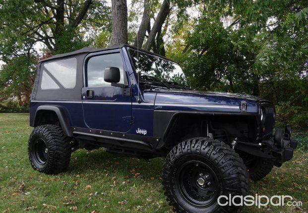 2006 Jeep Wrangler 2d Unlimited 285990 Clasipar Com En Paraguay