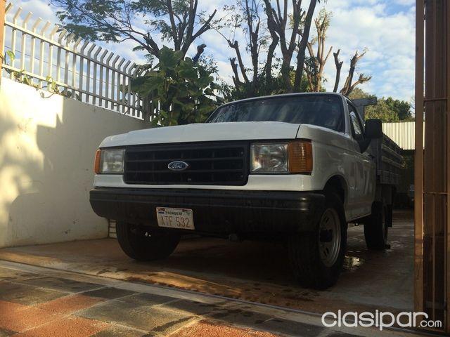Vendo Ford F1000 De Tape Ruvicha 227037 Clasipar Com En Paraguay
