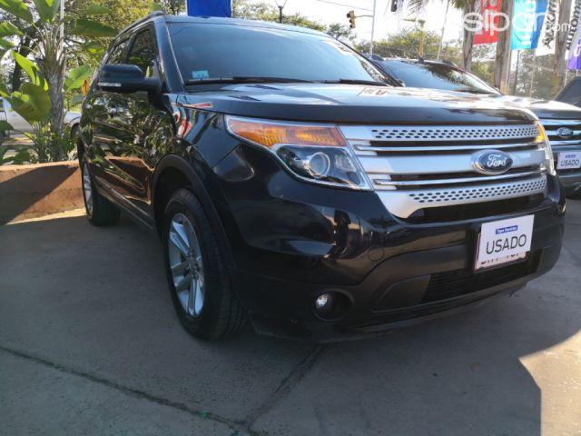 Ford Explorer Xlt 1281193 Clasipar Com En Paraguay