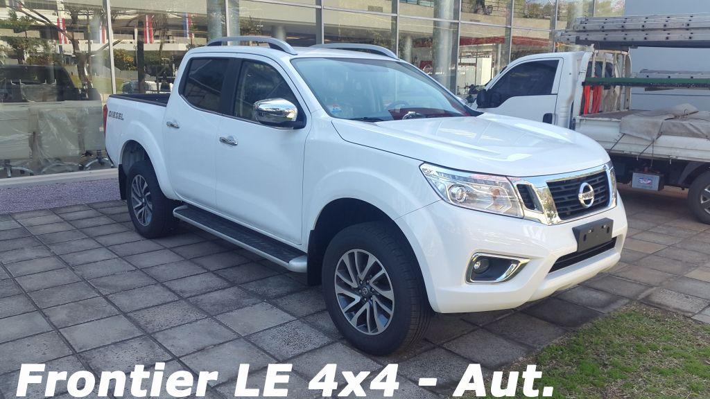 Nissan Frontier Np300 4x4 Modelos 2020 Financiacion Propia En Guaranies Y Dolares 1556469 Clasipar Com En Paraguay